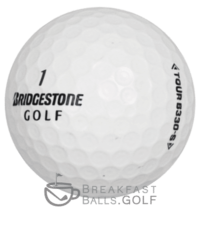 image of Bridgestone BX used golf balls at breakfastballs.golf