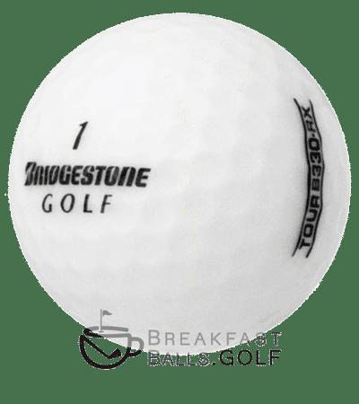 Bridgestone B RX used golf balls image breakfastballs.golf
