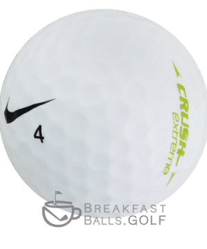 Nike Crush Extreme used golf balls breakfastballs.golf