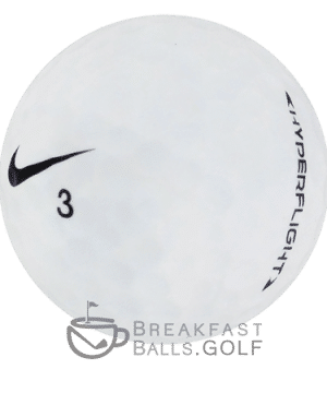 Nike Hyperflight breakfastballs.golf used golf balls