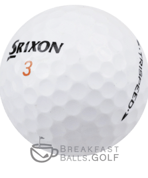 Srixon Tri-Speed breakfastballs.golf used golf balls