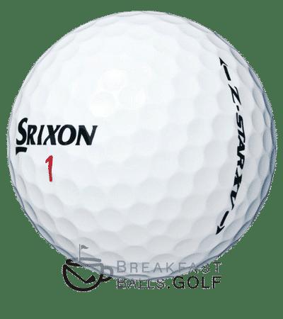 Srixon Z Star XV used golf ball image
