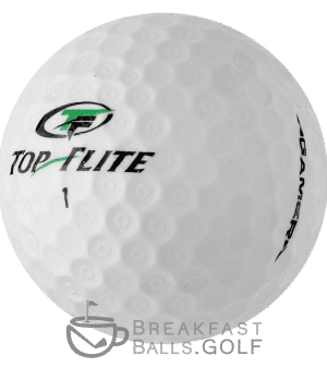 Top Flite Gamer used golf balls breakfastballs.golf