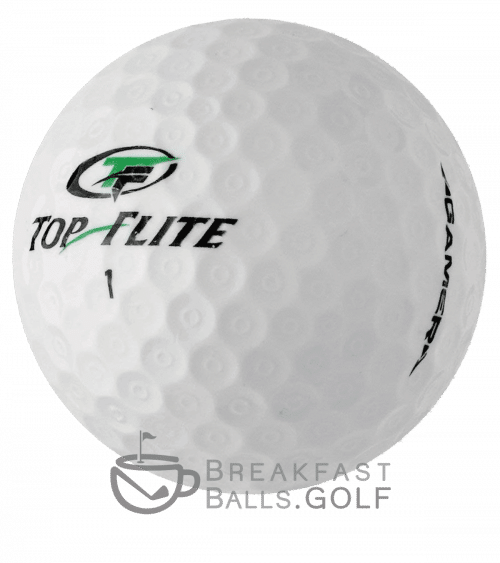Top Flite Gamer used golf balls breakfastballs.golf