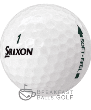 Image of Srixon soft feel used golf balls breakfastballs.golf