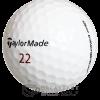 TaylorMade Aeroburner Pro used golf balls