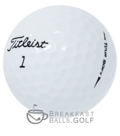 Titleist Tour Soft used golf balls breakfastballs.golf