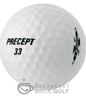 Bridgeston Precept Laddie used golf balls images