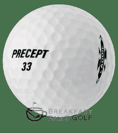 Bridgeston Precept Laddie used golf balls images