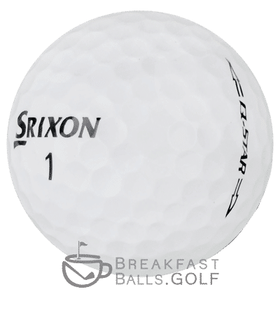 Srixon Q Star Tour used golf balls 1
