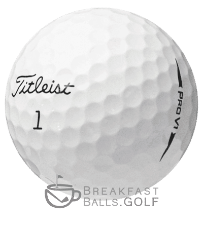 image of Titleist Pro V1 2017 used golf balls