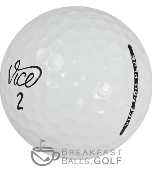 Vice Pro Plus used golf balls breakfastballs.golf