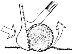 Golf Ball Image for breakfastball.golf blog