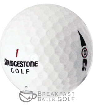 Bridgestone e6e12 used golf balls breakfastballs SCALED