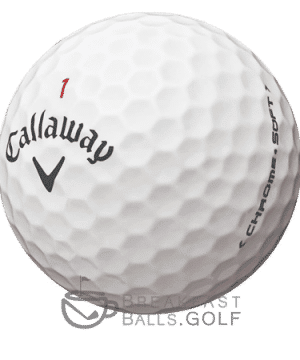 Callaway Chrome Soft used golf balls SCALED