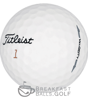 Titleist Velocity used golf balls breakfastballs SCALED 1