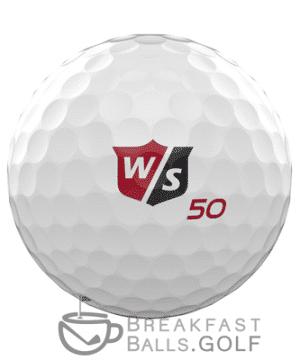 Wilson used golf balls