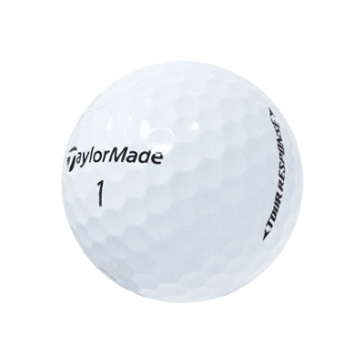 TaylorMade Tour Response Used Golf Ball