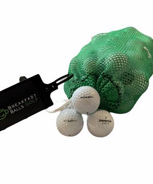 Bridgestone Tier 3 practice golf balls